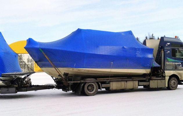 Scoop - première mondiale en route pour la France chez Targa !