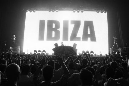 """Tiësto about Ibiza: """"No, I'll be too busy focusing on my residency and festival shows."""""""