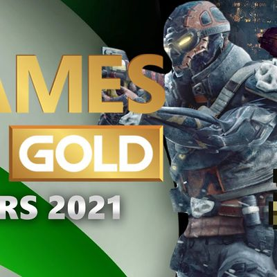 Games with Gold - Mars 2021