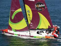 Vendée Globe ; Gutek annonce son abandon le 6ème depuis le début.