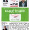 Le 9 mars à Pierre-Bénite, grande réunion publique avec Gauche Ecologie Rassemblées