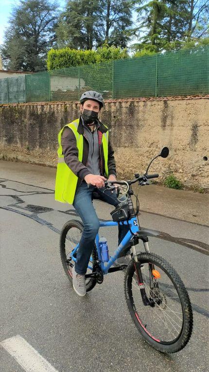 Journée sans voiture : un grand succès ! (vendredi 7 mai)