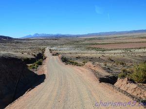 Uyuni-Atocha (bolivie en camping-car)