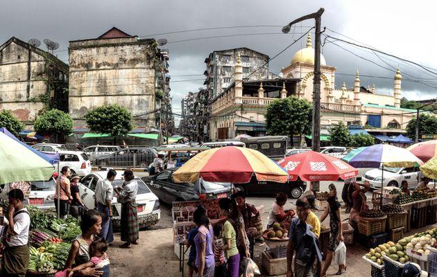 16...18/08 Mawlamyine- Yangon Myanmar