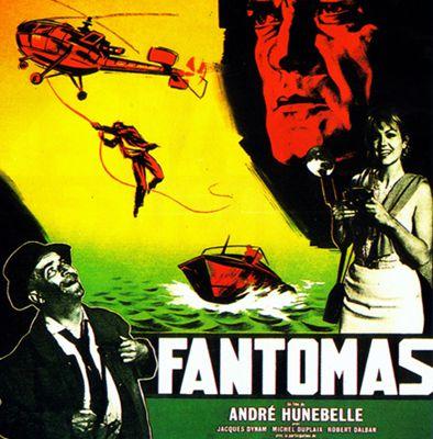 La BO du soir n°419 : Fantômas