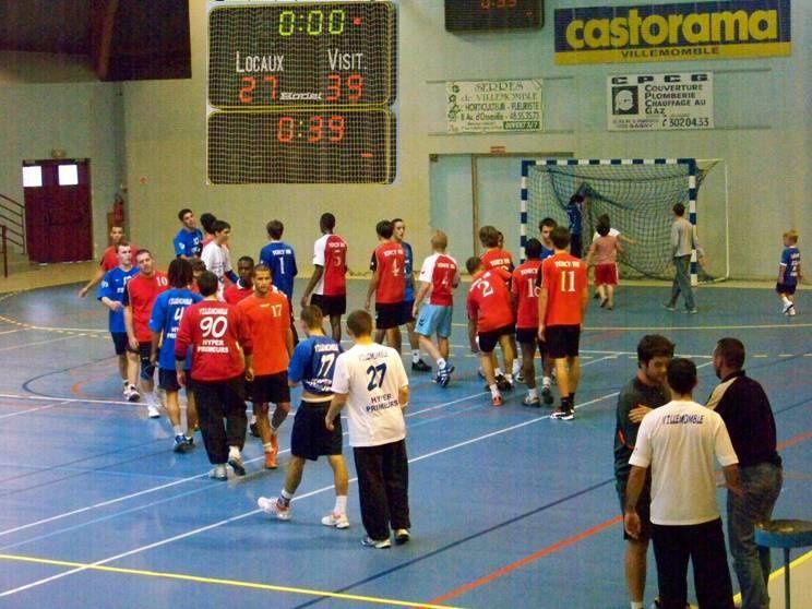Finale du Tournoi - Dimanche 6 septembre 2009 - VHB vs TORCY