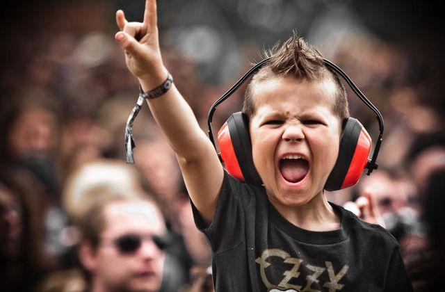 A voir samedi soir : documentaire inédit sur le festival Hellfest 2012.