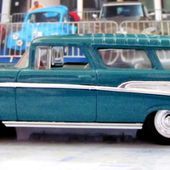 FASCICULE N°9 CHEVROLET NOMAD 1957 ROAD SIGNATURE 1/43. - car-collector.net