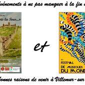 La journée occitane au 1er Festival des Musiques du Monde