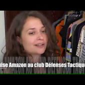 Reportage Canal + Amazon training defenses tactiques Rennes