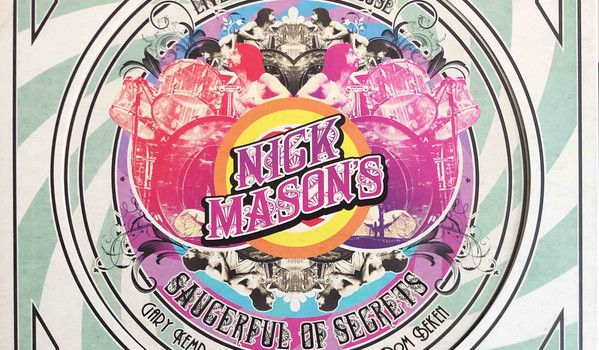 Nick Mason's Saucerful of Secrets – Live at the Roundhouse (2020)
