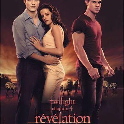 Twilight : Chapitre 4 – Révélation