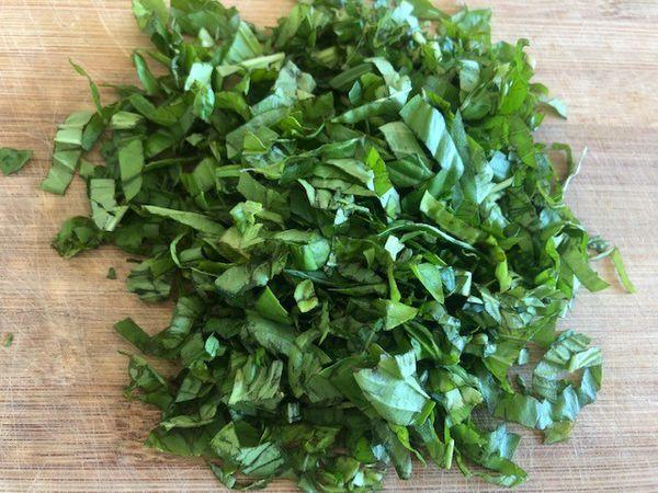 tarte citron vert gelée de basilic