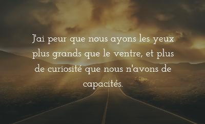 Montaigne par Victoire - Curiosité