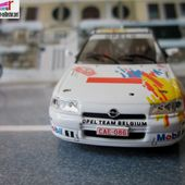 FASCICULE N°62 OPEL ASTRA GSI 16V 1993 MONTE CARLO BRUNO THIRY STEPHANE PREVOT. - car-collector.net