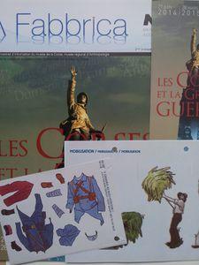 Les Corses et la Grande Guerre. Catalogue d'exposition et bibliographie.
