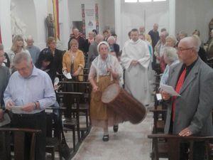 Fête de la Saint Lazare à Cadolive