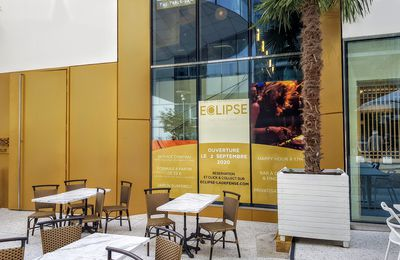 Eclipse, The Table bar (Courbevoie) : Le moins pire de la Défense?
