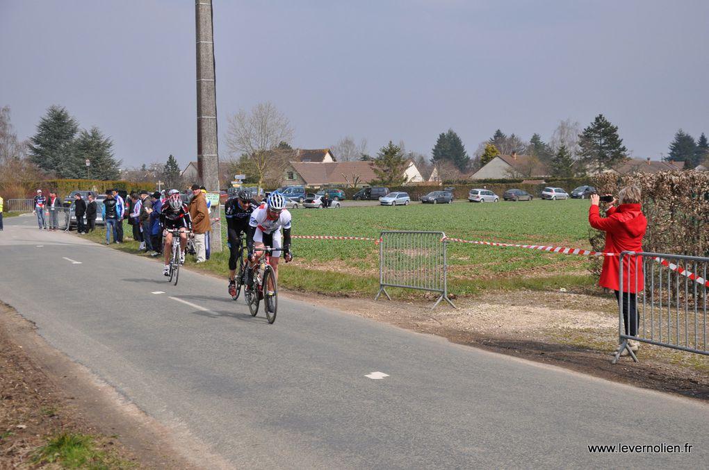 Course à Bois le Roi le 7 avril 1ère et 2ème catégorie