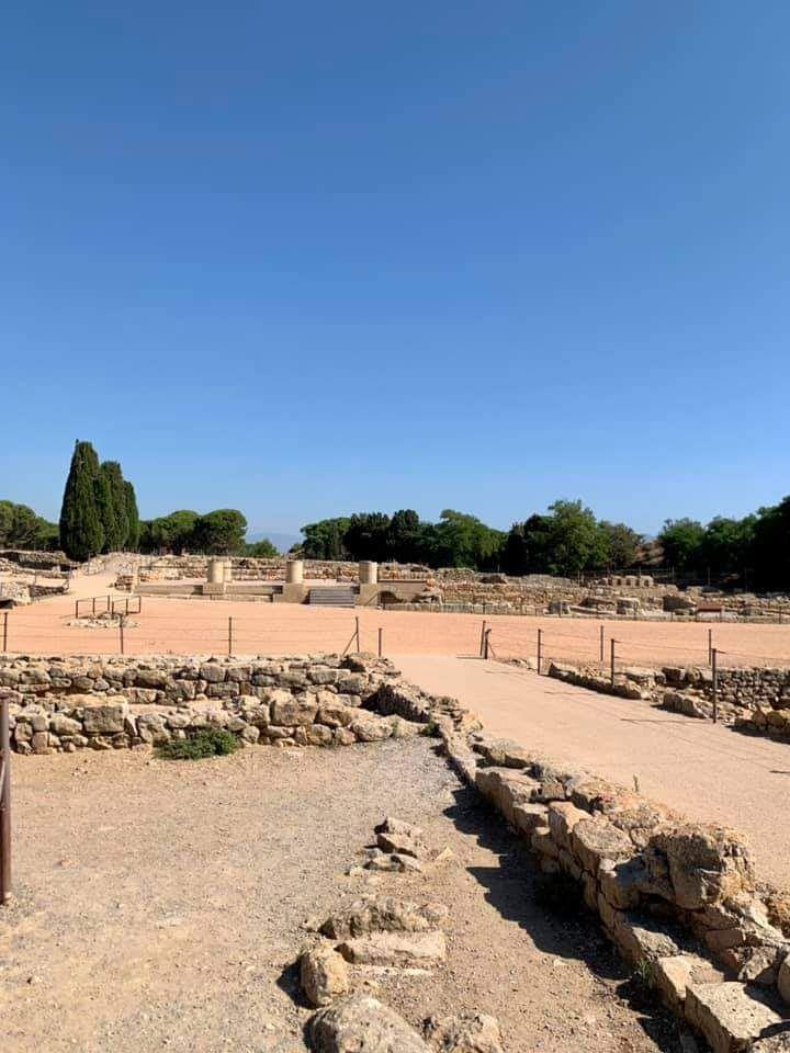 Les ruines d'Empuries