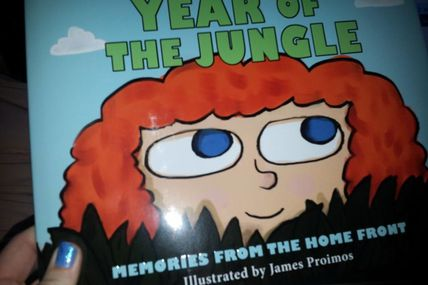 Year of the Jungle de Suzanne Collins et James Proimos ♪ Thinking of you ♪