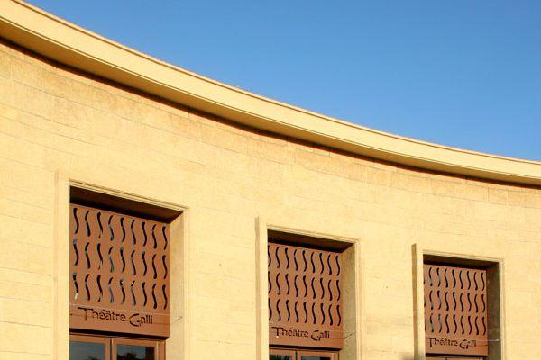 Le théâtre Galli à Sanary