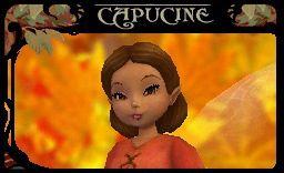 Capucine : échanger des feuilles