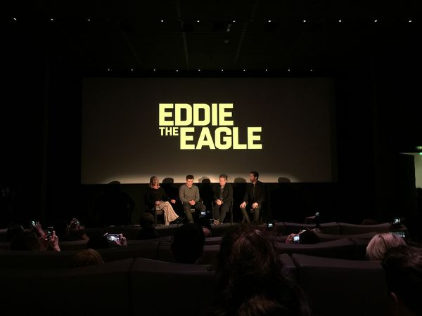 "MATCH DES CRITIQUES: ""EDDIE THE EAGLE"", PAR EMMA"