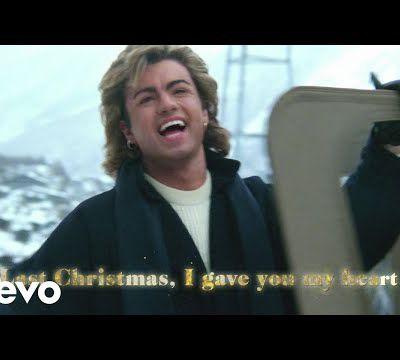 """Chantez """"Last Christmas"""" de Wham! en karaoké (Version officielle) !"""