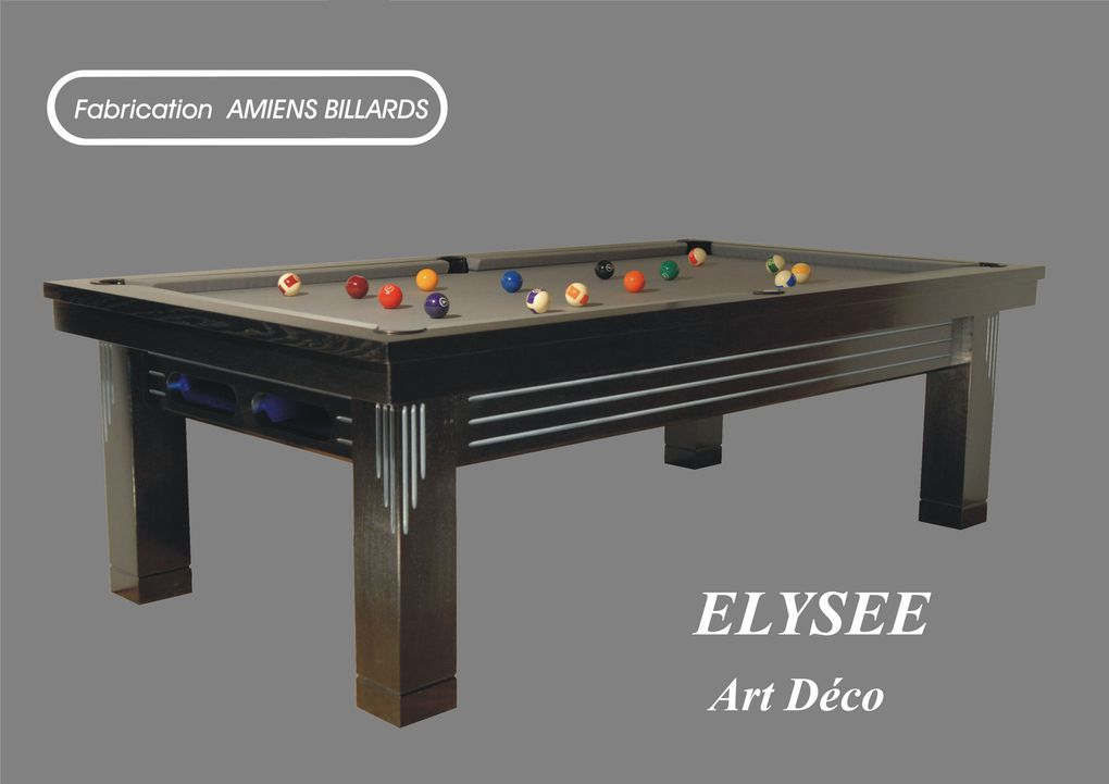 BILLARDS  ART DECO