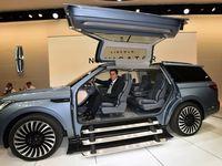 Lincoln Navigator Concept...le projet surprise à la conquête du luxe suprême!