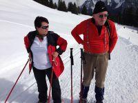 Mardi 18 Février: Monts Chevreuils