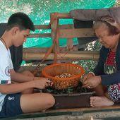 Scènes de la vie quotidienne (20-03) - Noy et Gilbert en Thaïlande