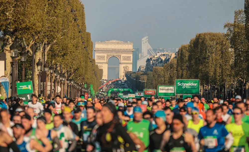 Paris Marathon 2021