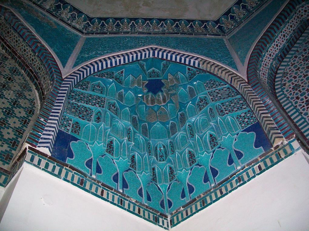Dernière partie de ce voyage entre désert et la perle du monde Samarkand ,,,