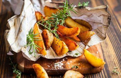Bon appétit - Nourriture - Potatoes - Photographie - Wallpaper - Free