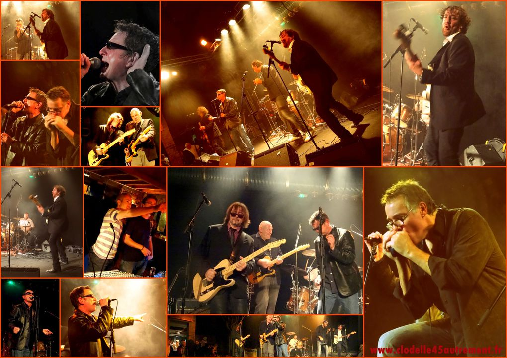 Les Chillidogs & The Sharpers en concert à Chailles - Par l'association Lucky Seven...  Plus d'infos sur http://www.clodelle45autrement.fr/article-ten-bad-legs-premier-album-pub-rock-des-chillidogs-119741593.html