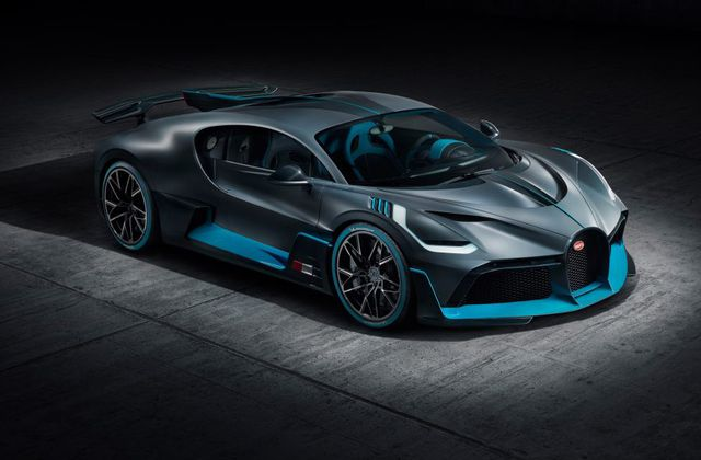 1/18 : la Bugatti Divo arrive bientôt chez MR Collection !