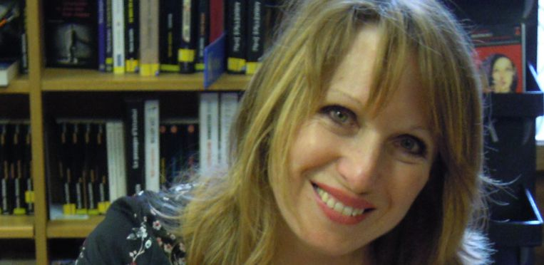 Portrait du jour : Dany Rousson, l'auteure du roman « Pour le sourire de Lenny »