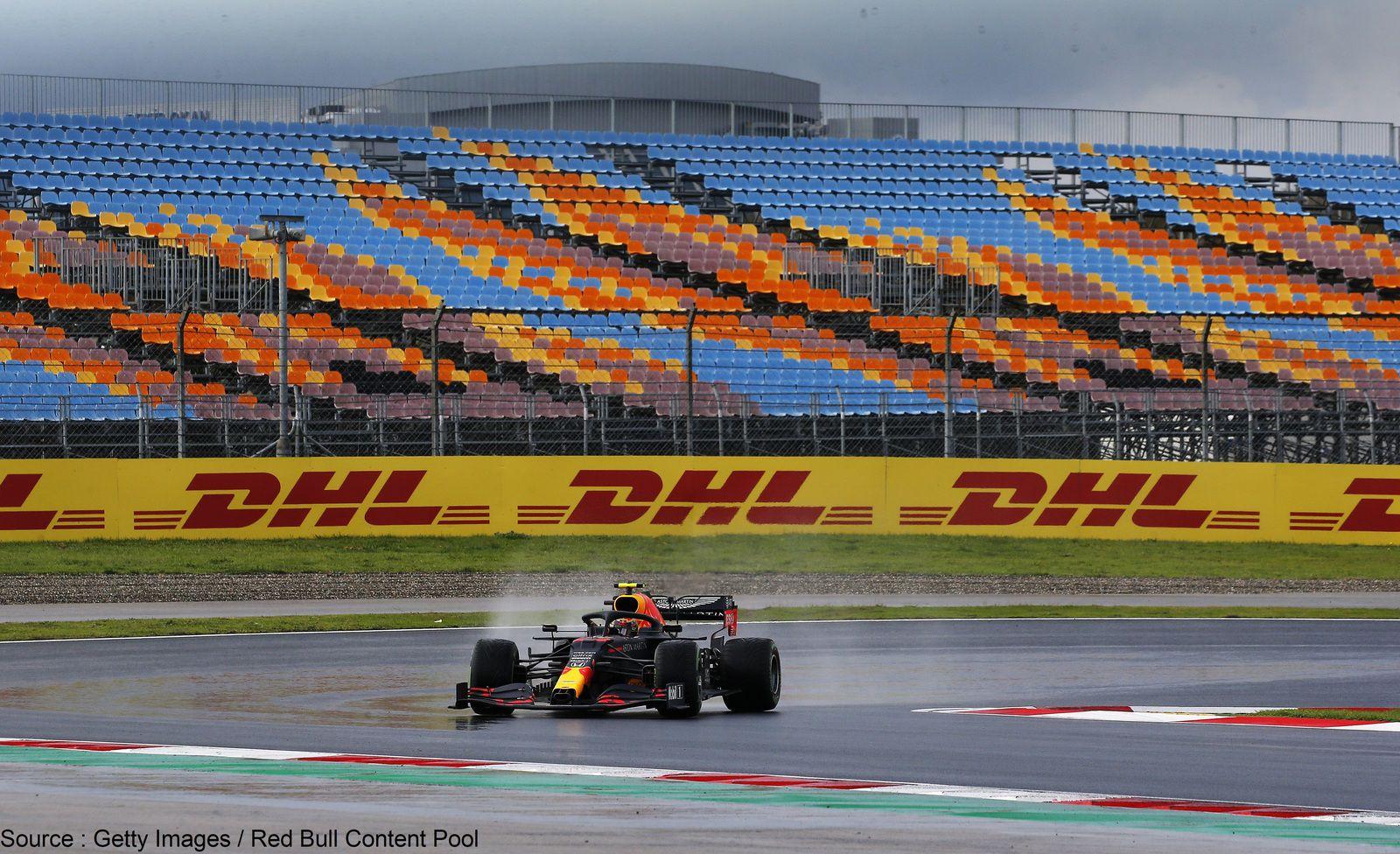 DHL poursuit son association avec la F1