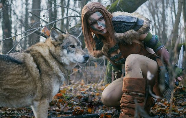 Interview of Jannet Incosplay (Russia)