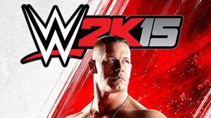 WWE 2K15 : NOUVEAUX CONTENUS TÉLÉCHARGEABLES