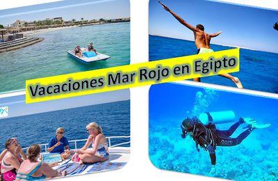 Vacaciones Mar Rojo en Egipto