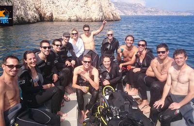10 astuces pour réussir votre séminaire cohésion d'équipe - team building en plongée ou snorkeling pour moins de 1000 euros !