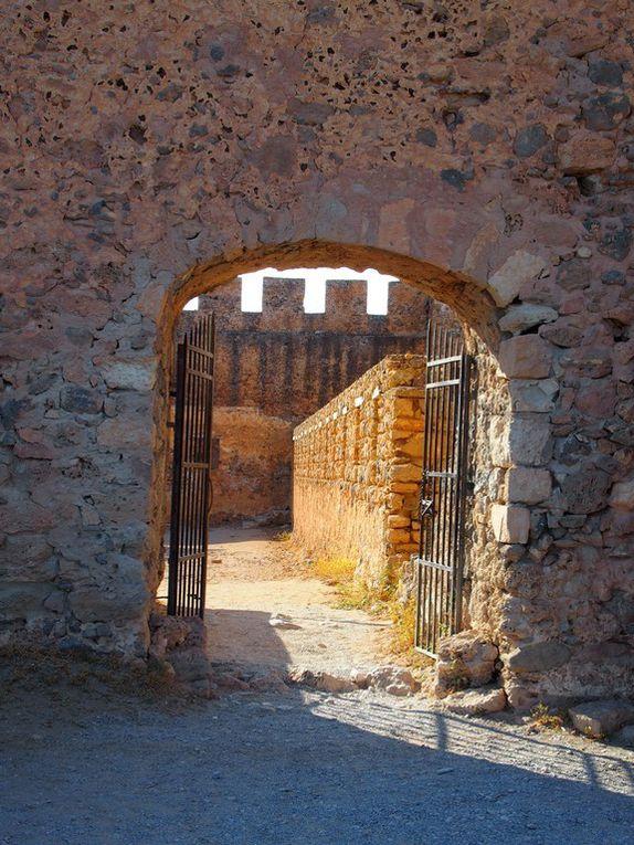 le château de Frangocastello ...