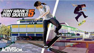 [EN BREF] TONY HAWK'S PRO SKATER 5 REPORTÉ SUR PS3/X360