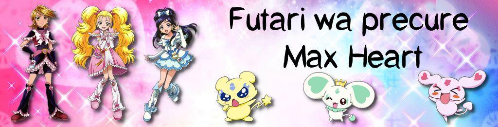 Futari wa precure Max Heart  38