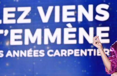 """""""Allez viens, je t'emmène... dans les années Carpentier """" présenté par Laury Thilleman sur France 3"""