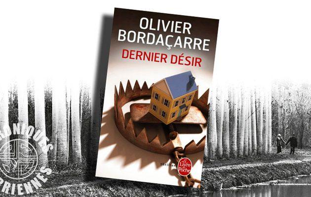 📚 OLIVIER BORDEÇARRE - DERNIER DÉSIR (2014)