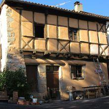 Saint-Haon-le Châtel 42370, Loire...village de caractère